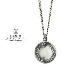 HARIM HRP114SV Stairway to Heaven Coin Pendant