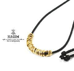 HARIM HRP117GPC Rock Beads Necklace W