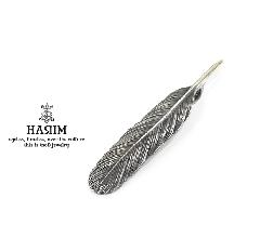 HARIM HRT006BK Feather Pendant /M 【RIGHT】