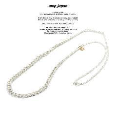 amp japan 16AJK-155 Gradation Chain Necklace