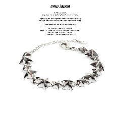 amp japan 16AJK-464 Star Studs Bracelet