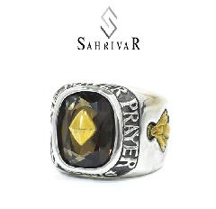 SAHRIVAR SR87S17S PRAYERS College Ring