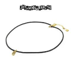 JOHNNY BUSINESS JN19M17S Chain Choker with DIA