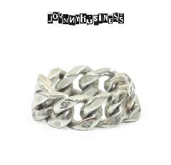 JOHNNY BUSINESS JR08S17S Chain Ring with DIA