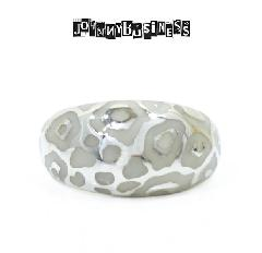 JOHNNY BUSINESS JR12S17S Enameled Animal Ring