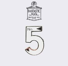 FANTASTIC MAN / PIN 592 No.5