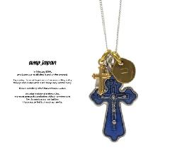 amp japan 16AHK-175 Medaille Miraculeuse Mix Necklace -Metal-