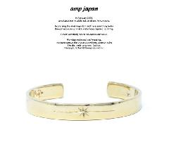 amp japan HYJK-307 Flat Brass Diamond BG