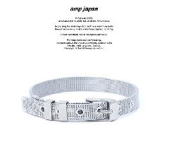 amp japan HYJK-423SV Buckle Bangle