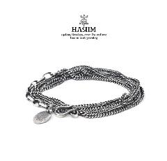 HARIM HRC012 DOUBLE HERRINGBONE CHAINS NECK/BRACE