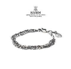 HARIM HRC014 TRIPLE CHAIN BRACELET
