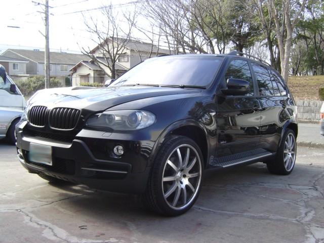 BMW X5 カスタム