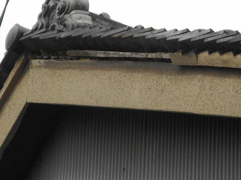 大阪市平野区 宅外壁剥落補修工事