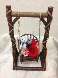 プリザーブドフラワー     Swing&Bear(R)