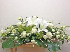 メイン装花     カサブランカ