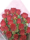 花束       赤バラ