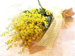 ハニードロップ花束