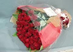 赤バラ50本