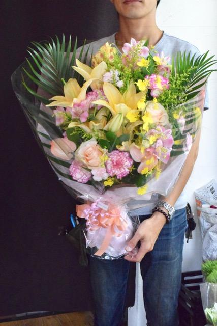 季節の花束(ロングタイプ)