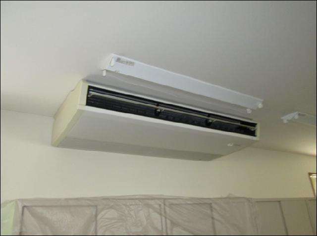 南阿佐ヶ谷の某オフィスビル 業務用エアコン清掃