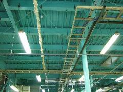 工場内塗装施工例