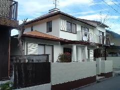 愛知県津島市 一戸建て外壁塗装