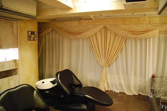 美容室 シャンプー台