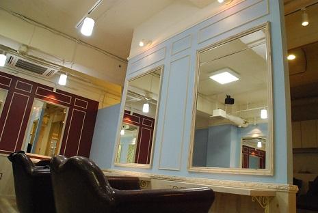美容室 内装工事