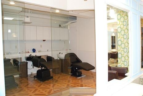 美容室 施工事例