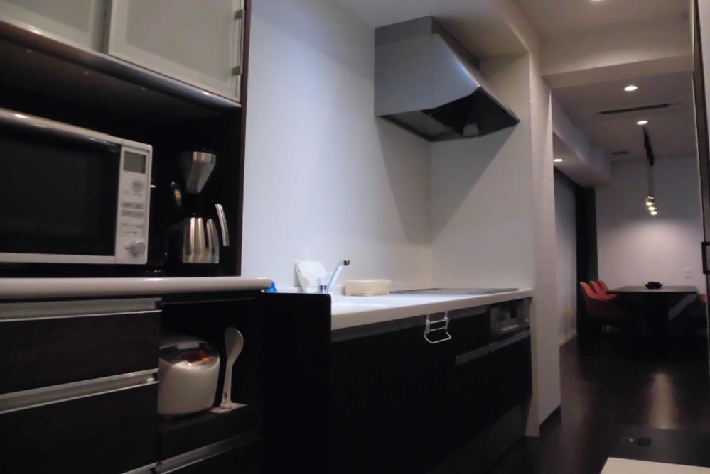 ホテル内装工事 《Kitchen》 キッチン�U