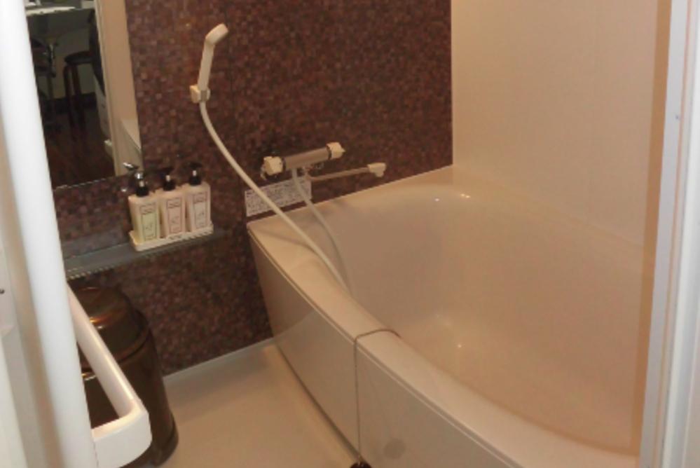 ホテル内装工事 《Bath Room》 バスルーム�U