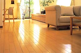 床材の種類 【フローリング】
