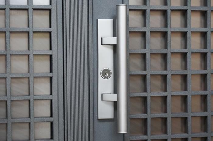 玄関ドア ドアノブ修理
