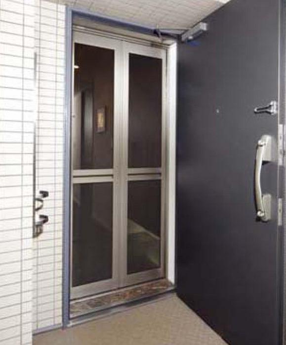 玄関網戸オーダーサイズ