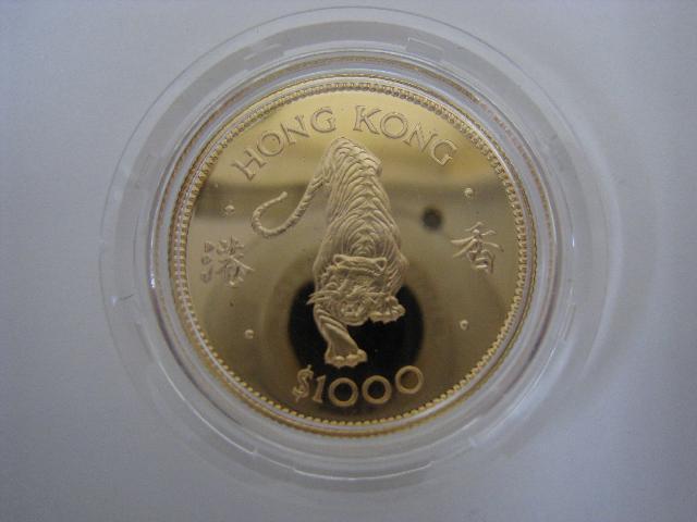22金 記念金貨