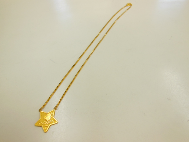 K22 ネックレス