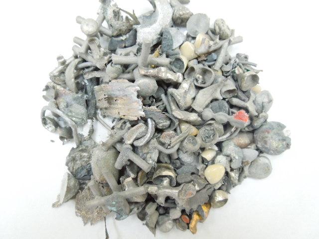 精錬・分析を要する歯科金属屑・歯科スクラップ金属