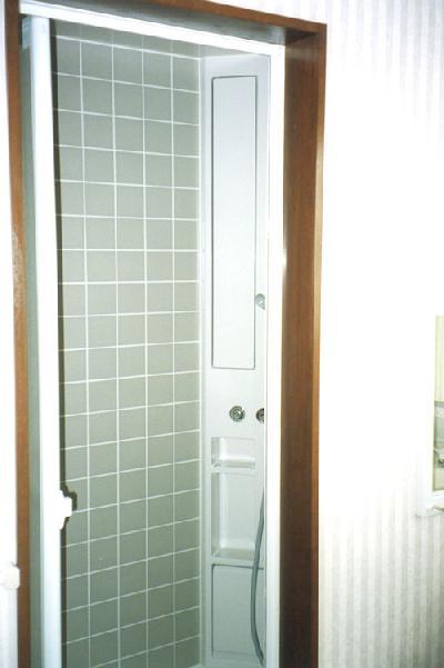 シャワーユニットです。