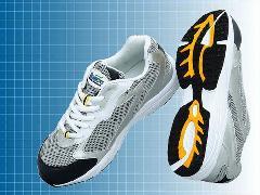 安全靴 スニーカータイプ 若軽君 JK−(S・B) 23.5cm〜28.0cm