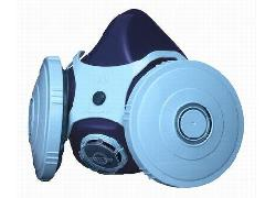 防じんマスク 1021R (アスベスト対応マスク)
