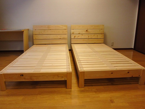 シングルベッド オーダーメイド