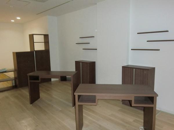練馬区 ネイルサロン 内装、家具 オーダーメイド