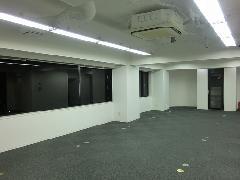 東京都渋谷区内オフィスビル原状復旧工事