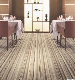 デザイン性のカーペット