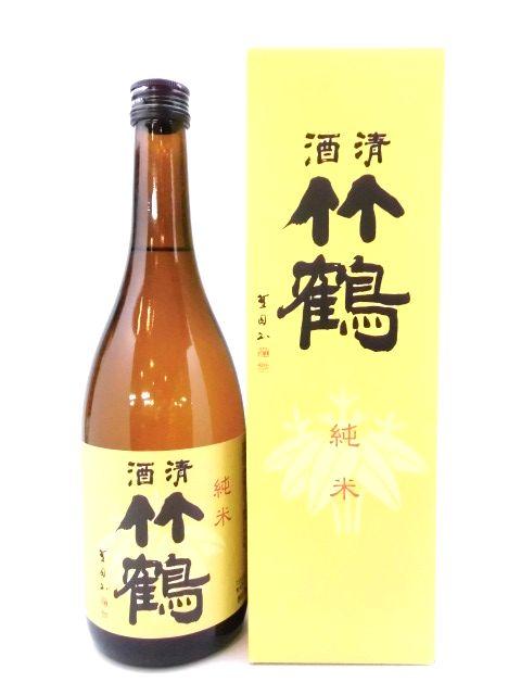 清酒竹鶴 純米 720ml