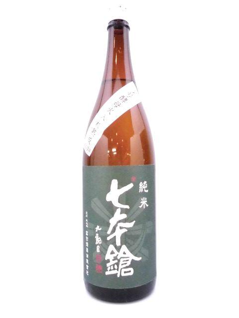 七本鎗 純米玉栄 7号酵母 1800ml