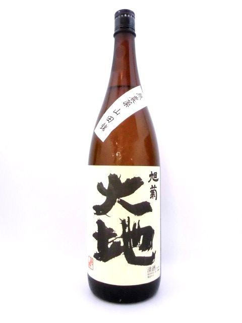 旭菊 純米吟醸 大地 1800ml