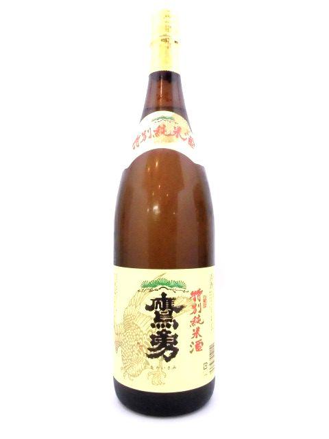 鷹勇 特別純米 1800ml