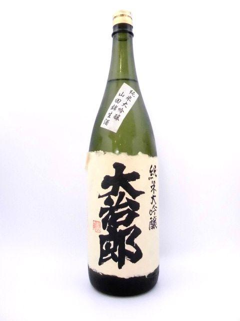 大治郎 純米大吟醸生酒 1800ml