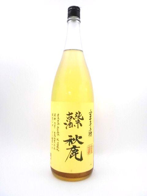 秋鹿 純米古酒 2000年 1800ml